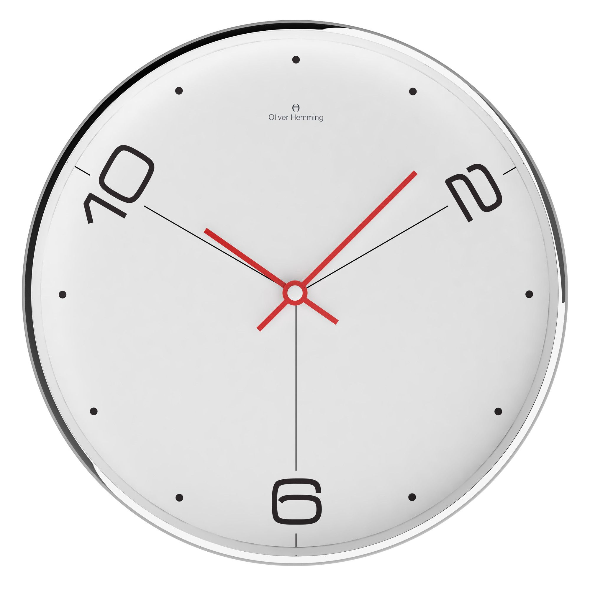 White wall clockheart attack white wall clock concept stock photo computernow tesco amipublicfo Image collections