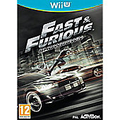 Fast And Furious Showdown Wii U