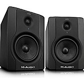 M-Audio BX5 D2 Bi-Amplified Studio Monitors - 70w