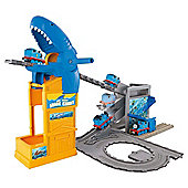Thomas Friends Take-N-Play Shark Exhibit Playset