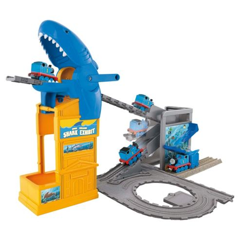 Fisher-Price Thomas Friends Take-N-Play Shark Exhibit Playset