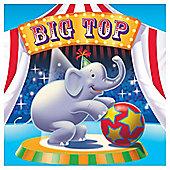 Big Top Napkins - 2ply Paper