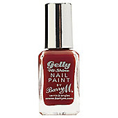 Barry M Gelly Hi Shine Nail Paint 33 Chilli 10ml