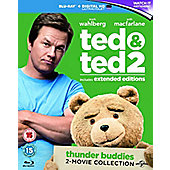 Ted / Ted 2 Blu-ray