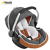 Hauck Zero Plus Select Car Seat, Group 0+, Orange/Grey