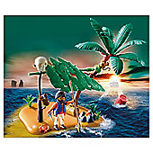 Playmobil 5138 Pirate Castaway on Desert Island