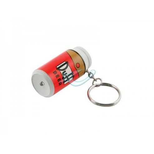 Duff Can Mini LED Torch - The Simpsons - Zeon