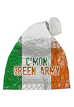 Dirty Fingers, Euro Football Rep Ireland Green Army, One Knot Hat