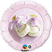 18' Baby Girl Shoes (each)