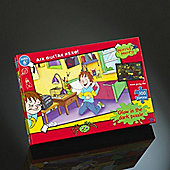 Air Guitar - Horrid Henry - Glow in the Dark 100pc Puzzle