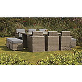 Wentworth 10 Seater Cube set