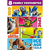 Blue Sky Collection DVD