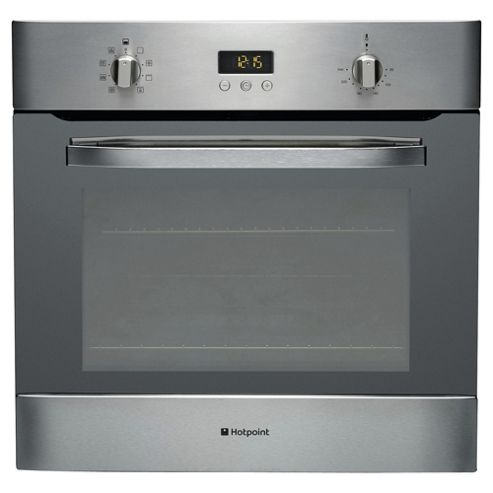 Hotpoint SH83CXS, Stainless Steel, Electric Cooker, Single Oven, 60cm