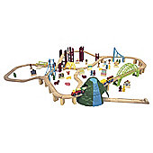 Carousel Mega Train and City Set 150 Pieces
