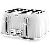 Breville VTT470 Impressions Toaster - White