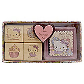 Hello Kitty Couture Stamper Set