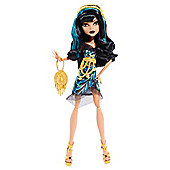 Monster High - Black Carpet Fright, Camera, Action - Cleo De Nile Dol