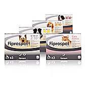 Fiprospot Spot On Large Dog 2.68ml 3 Pack
