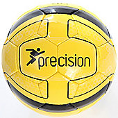 Precision Training Penerol IMS Match Ball Hi-Vis Yellow Size 5