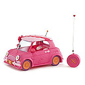 Lalaloopsy Girls Remote Control Convertible Doll Car - 40 MHz