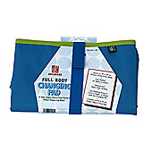 JL Childress Full Body Changing Pad Mat Blue
