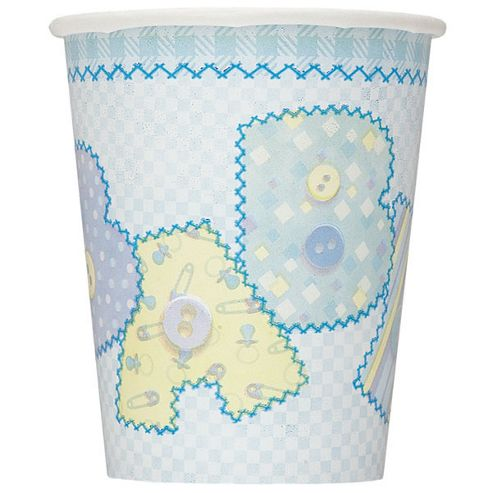 Paper Cups 9oz, Pack of 8