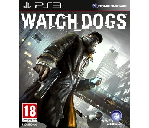 Watch_Dogs - Tesco Exclusive Cyperpunk Pack