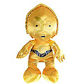 Star Wars Plush Small 8 Inch - C-3PO