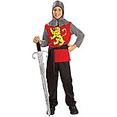 Medieval Lord - Generous Fitting Child Costume 8-10 years