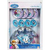 Disney Frozen Tin Tea Set