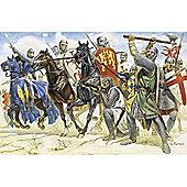 Crusaders XIth Century - 1:72 Scale - 6009 - Italeri