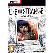 Life is Strange Limted Edition PC