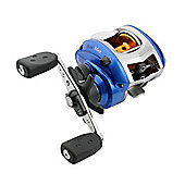 Abu Garcia BlueMax Low-profile Box Multiplier Reel, Left Hand Version