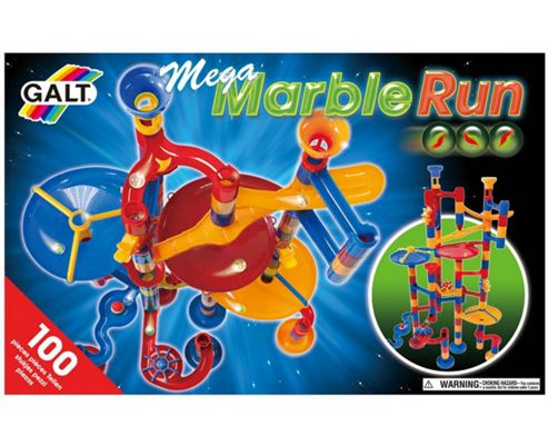 Galt Childrens Colourful Mega marble Run