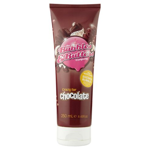 The Bubbles & Butters Company – Crazy for Chocolate – Skin Moisturising Shower Bubbles