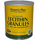 Natures Plus Lecithin Granules 12 Granules