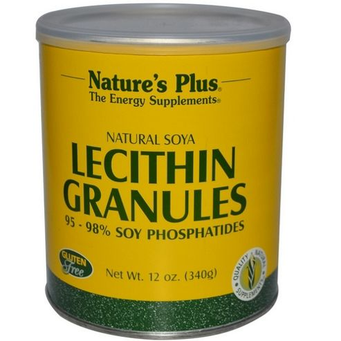Natures Plus Lecithin Granules 12 Granules