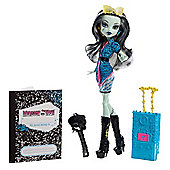 Monster High Scaris City Of Frights Doll Frankie Stein