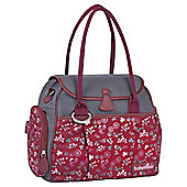 Babymoov Style Baby Changing Bag, Cherry