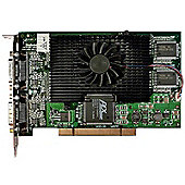 Matrox G450 MMS 128MB PCI Quad Graphics Card