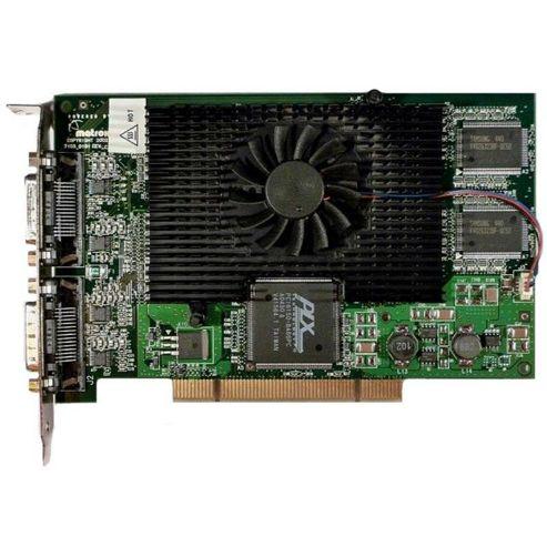 Matrox G450 MMS 128MB PCI Quad Graphics Card