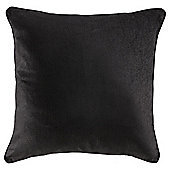 Silhouette Cushion 45 x 45cm, Black