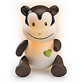 Pabobo Lumilove Savanoo Night Light Monkey