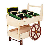 Teamson EverEarth Organic Fruit and Veg Cart