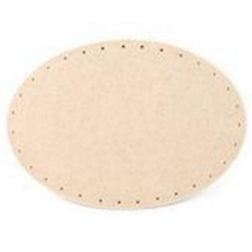 Wooden Base 10V 250 x 175 mm oval