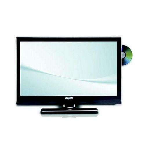Sanyo LCE19LD40DV-B 19inch LED TV with DVD