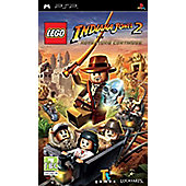 Lego Indiana Jones 2 - The Adventure Continues - PSP