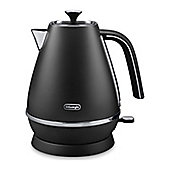 De'Longhi Distinta 1.7L Jug Kettle - Black