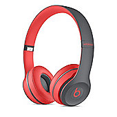 Beats by Dr. Dre Solo2 Active Collection Wireless Headphones - Siren Red