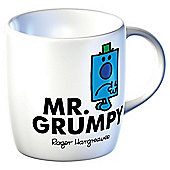 Mr Men Porcelain Single Mug, Navy